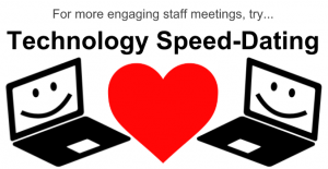 technology speed dating