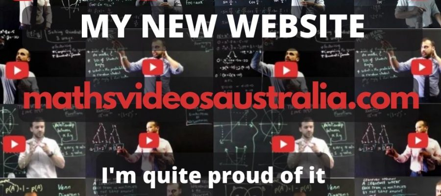 My New Website mathsvideosaustralia.com